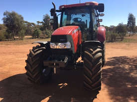 Case IH Maxxum 140 FWA/4WD Tractor - picture1' - Click to enlarge