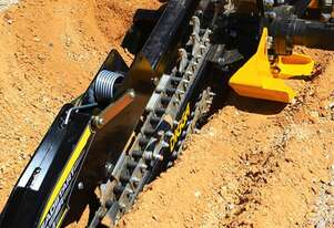 Mini Loader Attachments - Digga Mini Bigfoot Trencher for mini loader