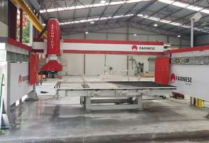 Farnese Technicut 5 Axis CNC Bridge Saw