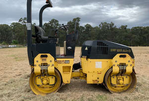 Bomag BW120 Vibrating Roller Roller/Compacting