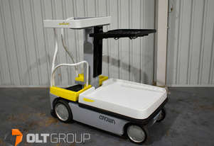 Crown WAV 50-84 Work Assist Vehicle Electric Stock Picker 4m Work Height