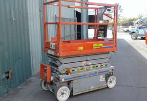 19ft Battery Powered Scissor Lift
