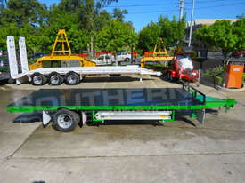 9 Ton Single Axle Flatbed Trailer ATTTAG - picture2' - Click to enlarge