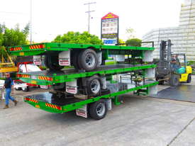 9 Ton Single Axle Flatbed Trailer ATTTAG - picture5' - Click to enlarge