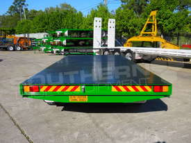 9 Ton Single Axle Flatbed Trailer ATTTAG - picture6' - Click to enlarge