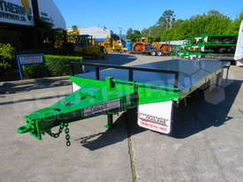 9 Ton Single Axle Flatbed Trailer ATTTAG - picture7' - Click to enlarge