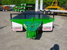 9 Ton Single Axle Flatbed Trailer ATTTAG - picture8' - Click to enlarge