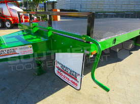 9 Ton Single Axle Flatbed Trailer ATTTAG - picture9' - Click to enlarge