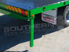 9 Ton Single Axle Flatbed Trailer ATTTAG - picture11' - Click to enlarge