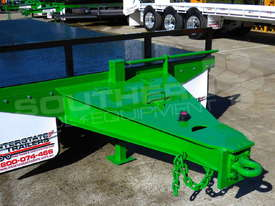 9 Ton Single Axle Flatbed Trailer ATTTAG - picture12' - Click to enlarge