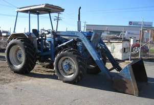 Ford   5610 FWA/4WD Tractor