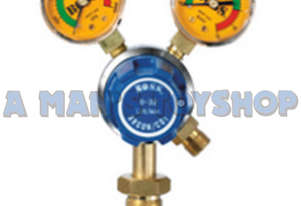 ARGON CO2 GAS REGULATOR TIG & MIG TWIN