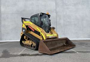 CAT 289C2 TRACK LOADER WITH HIGH FLOW – 544