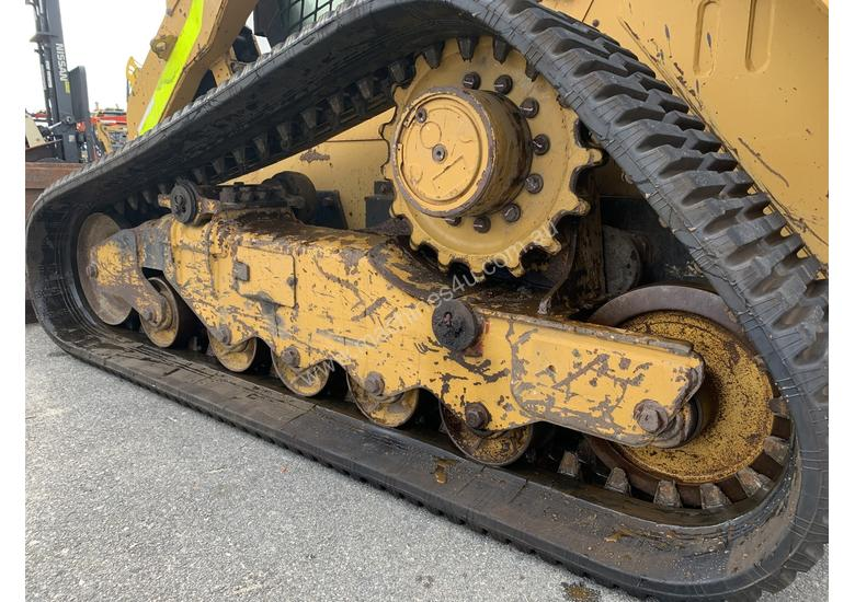 CAT 289C2 TRACK LOADER WITH HIGH FLOW � 544