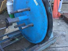 Decoiler - 300mm x 2.5ton - picture2' - Click to enlarge
