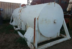 Unknown Stainless Steel Tank  Tank Irrigation/Water