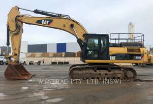 CATERPILLAR 336D Track Excavators