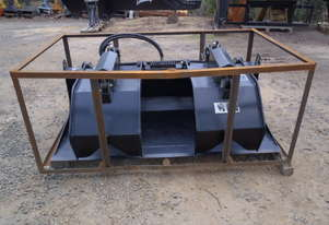 Custom Made Grab Grapple Suit Skidsteer