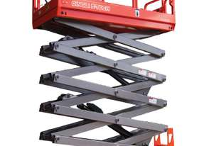 DINGLI E-TECH S1012-E ELECTRIC SCISSOR LIFT