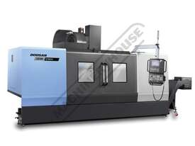 DNM 6700L CNC Vertical Machining Centre - picture2' - Click to enlarge