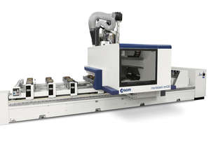 Morbidelli m400 – CNC Machining Centre