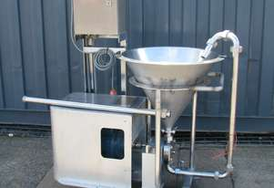 Stainless Hopper Fed Lobe Pump - Crepaco