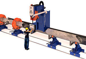 HGG MPC 450 I 500–1200 - Pipe & Box Section Cutting Machine