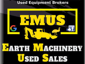 2mtr Mud Bucket to suit around 22 tunner. E.M.U.S. AS195 - picture2' - Click to enlarge