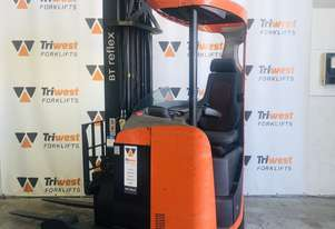 Toyota BT RRE140 REACH TRUCK 6300MM