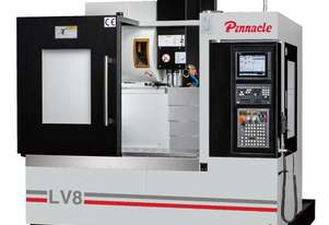 Pinnacle -  Vertical Machining Center - High Speed                                         LV5 / LV8