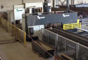Ficep 1203 DFB – CNC Drilling & Sawing Line (2008)