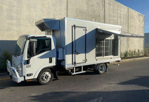 Isuzu NLR200 Refrigerated Truck