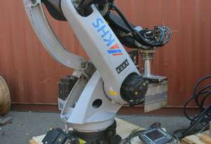 Kuka KPC Robot KHS Palletiser System with Controller and teach pendant KR 40 PA