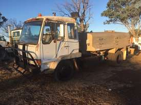 MITSUBISHI water truck - picture1' - Click to enlarge