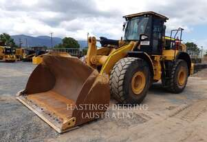 CATERPILLAR 966M Wheel Loaders integrated Toolcarriers