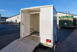Scanvogn 320 - Portable Disabled Bathroom With Shower & Toilet (3.2 x 2.28 x 2.7m)