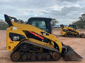 CAT 287C MTL Compact Track Loader High Flow XPS 2 Speed Hyd Quick Coupler - picture2' - Click to enlarge