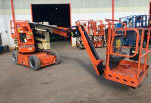 JLG E300AJP Electric Knuckle Boom Lift