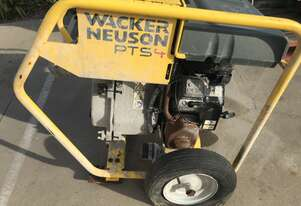 Wacker Nueson PTS4 Water Pump