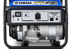 Yamaha EF2600FW Petrol Powered Generator