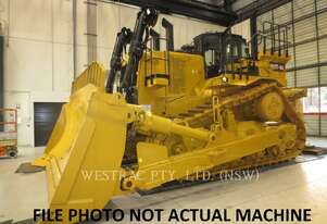 CATERPILLAR D11T Mining Track Type Tractor