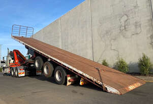 Hoylake Semi Tilt Tray Trailer