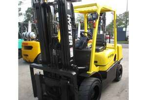 Hyster H3.00TX, 3.0Ton (4.5m Lift) Container Entry Diesel Forklift
