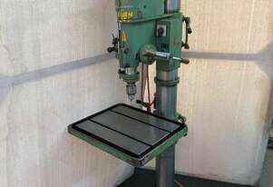HAFCO Geared Pedestal Drill with tapping function
