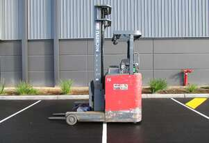 0.6T Battery Electric Reach Sit Down Truck