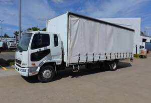 2012 MITSUBISHI FUSO FIGHTER 1424 - Tautliner Truck