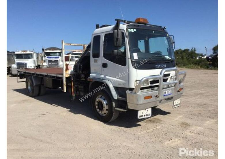 2006 Isuzu FVR 950 Long