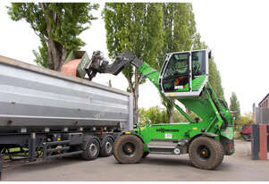 Telehandler or Loader? Why not BOTH! With Elevatin Minimum  Hire Period 2 Months