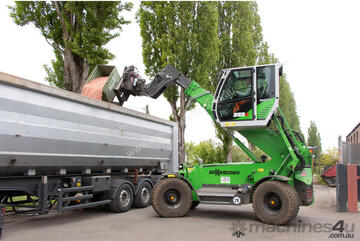 TELEHANDLER & LOADER! With Elevating Cabin - Minimum   Period 2 Months