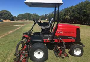 Toro Reelmaster 5510D Turf Mower – ONLY 1000 HOURS!